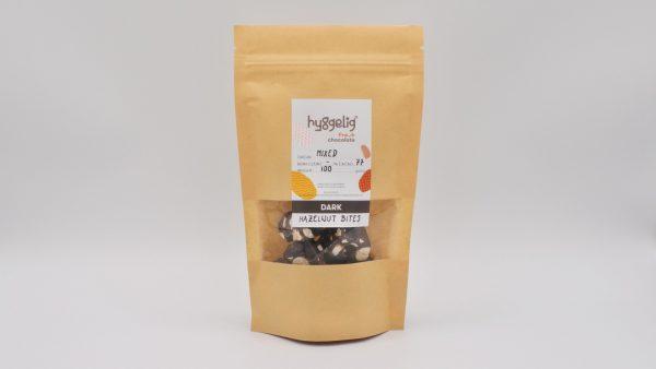 dark chocolate hazelnut